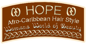 Afro-Caribbean Hairstylist Hope