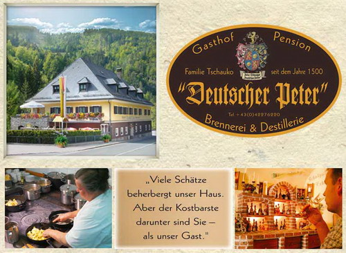 Gasthof - Pension Deutscher Peter