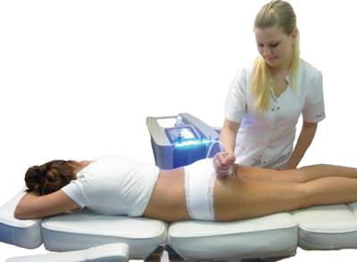 Endermologie-Anti-Cellulite
